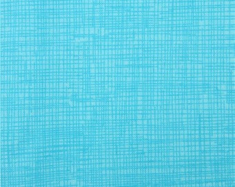 213396 light blue grid pattern sketch fabric Timeless Treasures