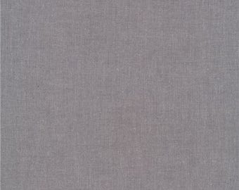 214063 solid grey Cloud 9 organic fabric Shadow from the USA