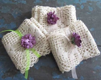 """Geometric - Vintage  Lace - 60"""" Length - Sewing, Craft,"""