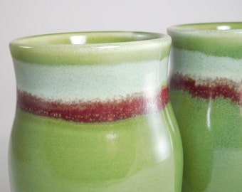 Handmade Cup - 5 Inches Tall - Ceramic Cup - Clay Cup - Pottery Cup - Cup Pottery - Cup Ceramic - Handmade Ceramic Cup - In Stock