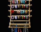 Custom Hanging Bracelet and Necklace Holder for Saritanae
