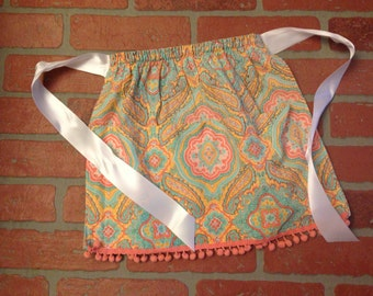 Girls Kitchen and Craft Apron