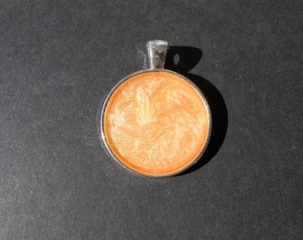 Tangerine Pendant - Small