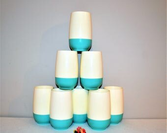 Vintage Tumblers Insulated 1950's