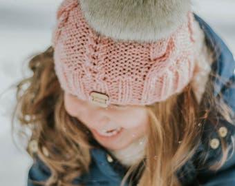 knit hat, knit beanie, child hat, hat, beanie, The Mary knit hat, women hat