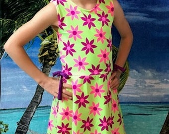 Modest Girls swimsuit set Ready to ship size 10