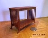 Miniature Console / Hall Table