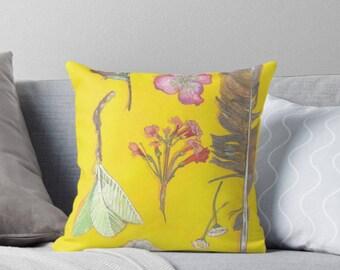 Spring Blossom Art Cushion