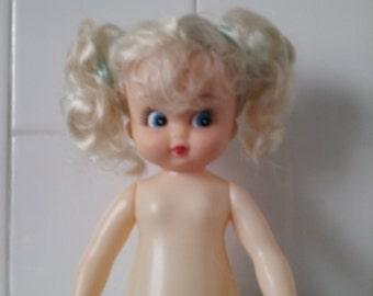 Vintage Set Of 2 Air Freshener Doll  Half doll Still In Package Brunette