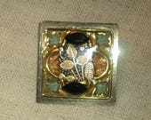 AYALA BAR signed Vintage Pin/Brooche