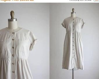 25% SALE cotton market dress