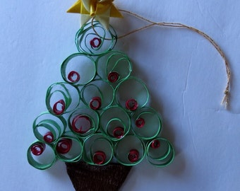 Christmas Tree Origami Ornament