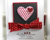 Stampin' Up Love Card