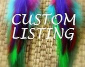Custom listing for Korina