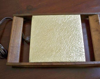 Vintage Home Serving Warming Tray by Tricolator Mid Century Modern
