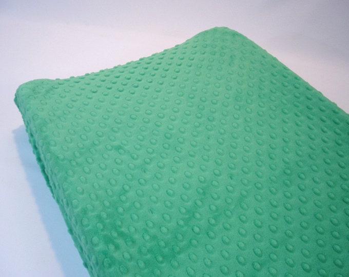 Changing Pad Cover Kelly Green