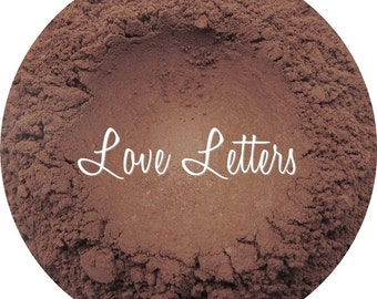 Loose Mineral Eyeshadow-Love Letters