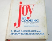 Joy of Cooking by Irma S. Rombauer and Marion Rombauer Becker