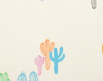 Alexander Henry - Solo Saguaro in Pastel
