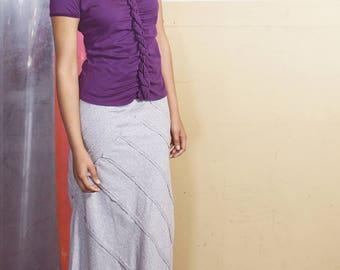 FAIR TRADE and Pima Cotton Jasmine Maxi Skirt