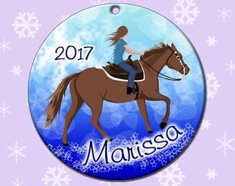Horse christmas  Etsy