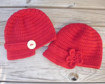 Crochet Pattern. Baby/ Child Newsboy Hat Pattern. Boy News Boy Hat Pattern. Girl Newsboy Hat. Photo Prop Hat