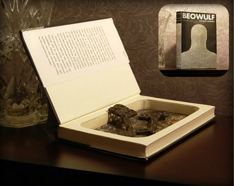 Hollow Book Safe (Beowulf)