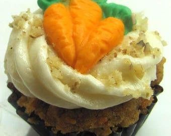 Carrot Cake Mini Cupcakes