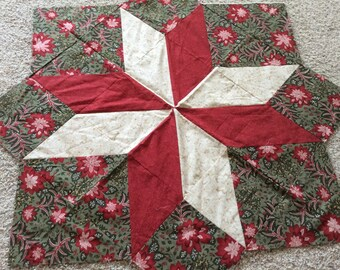 Christmas Tree Skirt - Handmade
