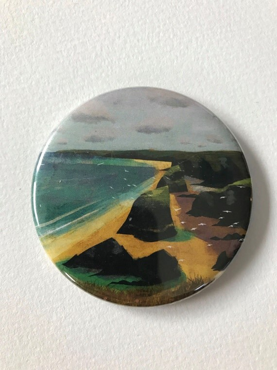 Bedruthan - Fridge Magnet