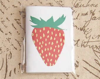 Red Berry Pocket Notebook