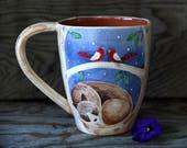 Sleeping Bear Mug
