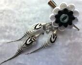 Custom for Gabrielle--Flower Clips Galore!