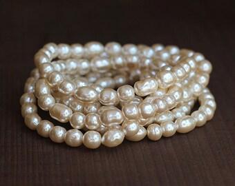 Haskell Medium Baroque Pearl Mix