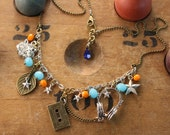 Guardians of the Galaxy Charm Necklace