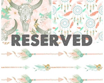 Reserved Listing for Alexis