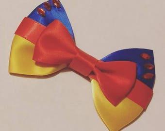 Disney Inspired Snow White Hair Bow