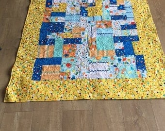Sea Quilt Baby/Toddler