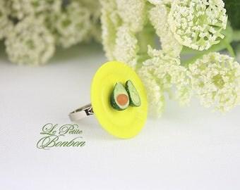 Avocado ring
