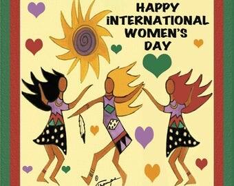 SISTAH LOVE DANCE  In Honor Of International Women's Day