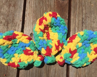 Reusable Water Balloons/Crocheted Water Balloons/Eco Friendly Water Balloons/
