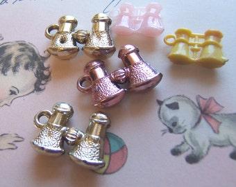 tiny novelty binocular charms