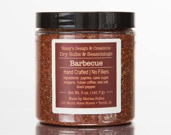 Barbecue Dry Rub Mix