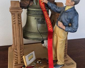 Celebration Norman Rockwell Figurine