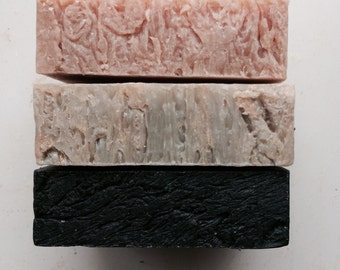PICK 3 SAVINGS - Your Choice of 3 Soaps