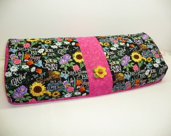 Silhouette Cameo 3 Cover - Grow Your Own Way  - Quilted Cameo 3 Cozy