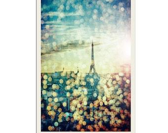 I love Paris when it rains - Photographic Print by Doug Armand on Etsy