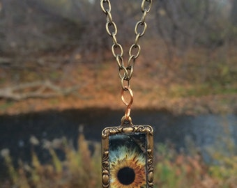 Eye for an Eye necklace
