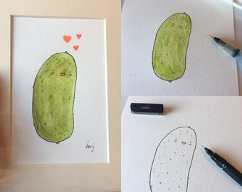 Pickle! - a happy gherkin