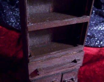 Old Worn Cabinet